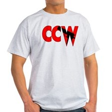 Carry Conceal Weapon T-Shirt
