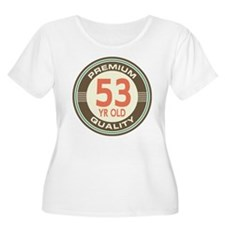 53rd Birthday Vintage T-Shirt