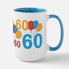 60 Years Old - 60th Birthday Ceramic Mugs