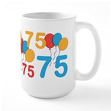 75 Years Old - 75th Birthday Mug