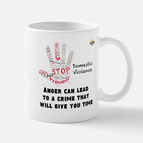 Domestic violence Mugs