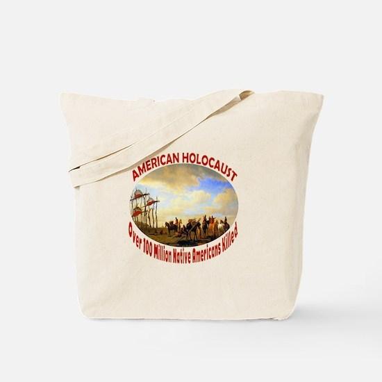 American Holocaust Tote Bag