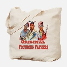 Original Founding Fathers Tote Bag