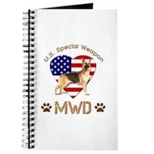 U.S. Special Weapon MWD Journal