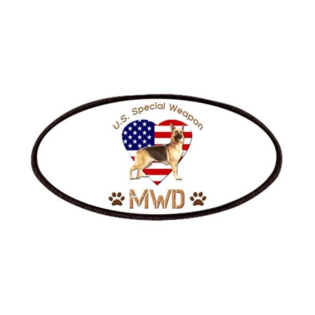 U.S. Special Weapon MWD Patches