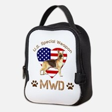 U.S. Special Weapon MWD Neoprene Lunch Bag