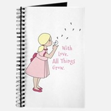All Things Grow Journal