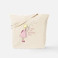 All Things Grow Tote Bag
