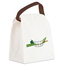 Wannabe Veggie Canvas Lunch Bag