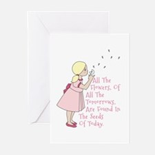 Seeds Of Today Greeting Cards (Pk of 10)