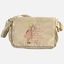 Seeds Of Today Messenger Bag