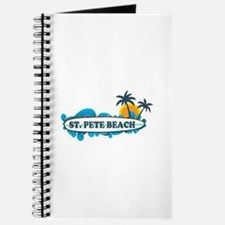 St. Pete Beach - Surf Design. Journal