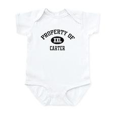 Property of Carter Infant Bodysuit