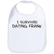 Survived Dating Frank Bib