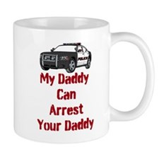 Police Officer Daddy Mug