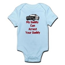 Police Officer Daddy Body Suit
