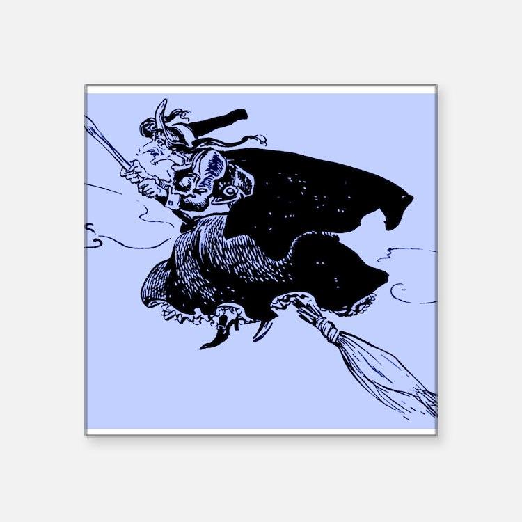 Night fly Sticker