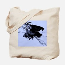 Night fly Tote Bag
