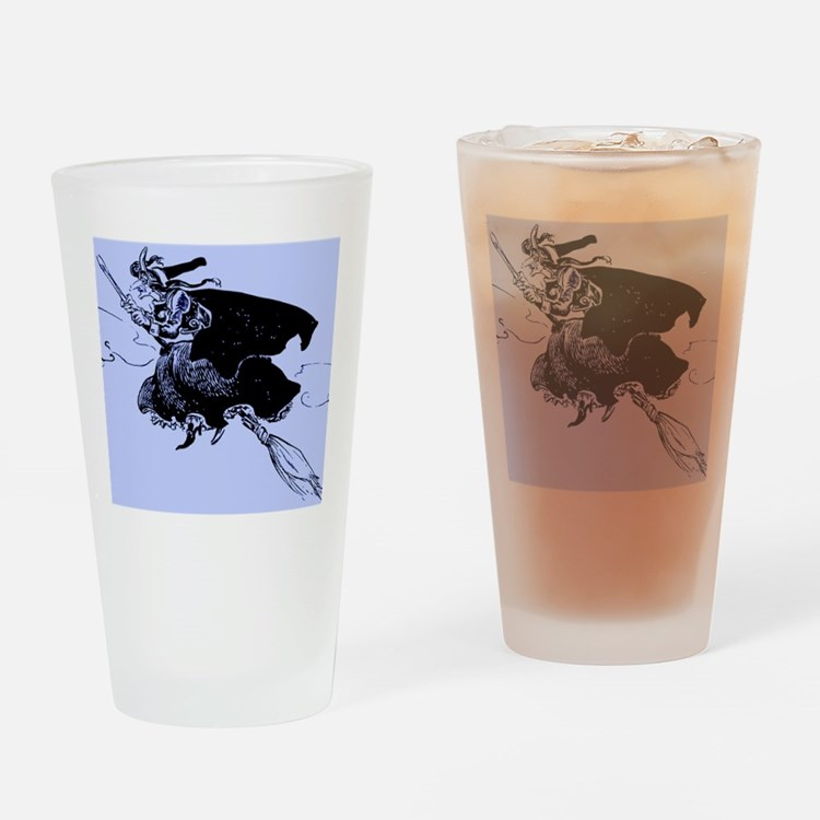 Night fly Drinking Glass