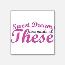 Sweet Dreams of BOOBS Sticker