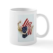 4 military Pin Ups Mug