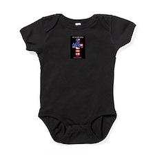 INGOD WE TRUST Baby Bodysuit