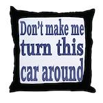 This Car Throw Pillow