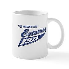 Established in 1926 Mug