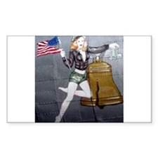 1 Military Pin Ups Decal