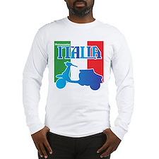 MotoscooterItalia Long Sleeve T-Shirt