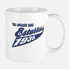Established in 1936 Mug