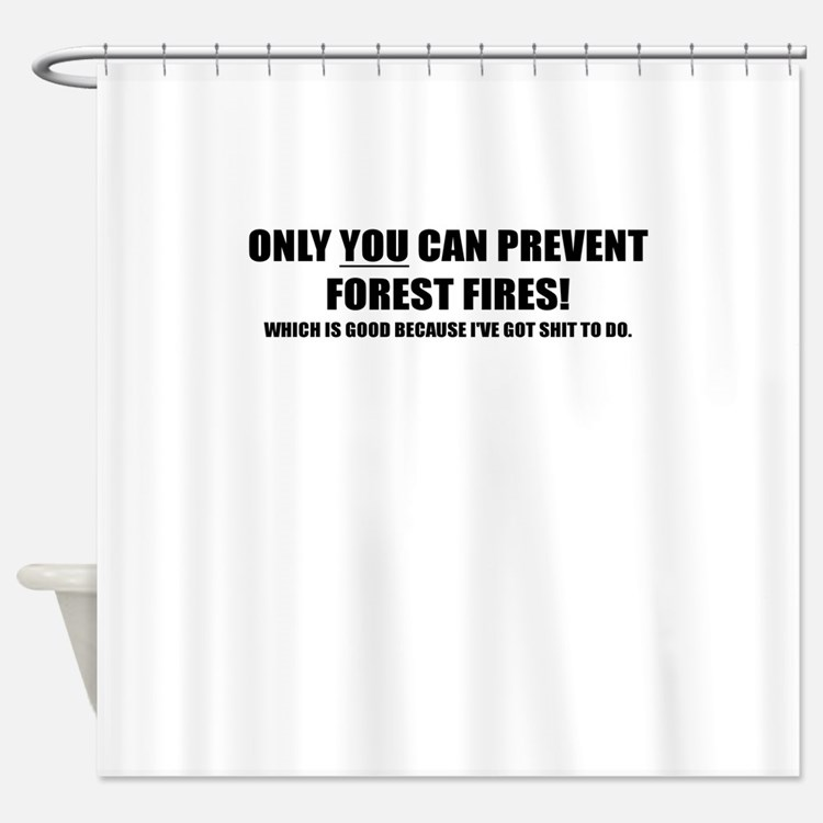 Adults Only Shower Curtains