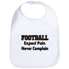 FOOTBALL Expect Pain Bib