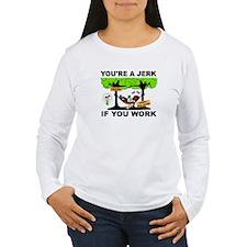 WELFARE TEAM Long Sleeve T-Shirt