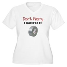 DONT WORRY I CAN FIX IT Plus Size T-Shirt