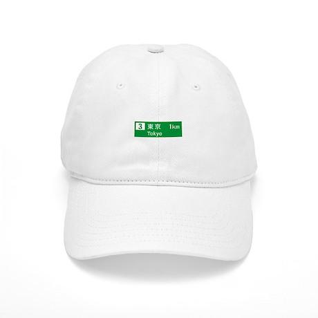 Roadmarker Tokyo - Japan Cap