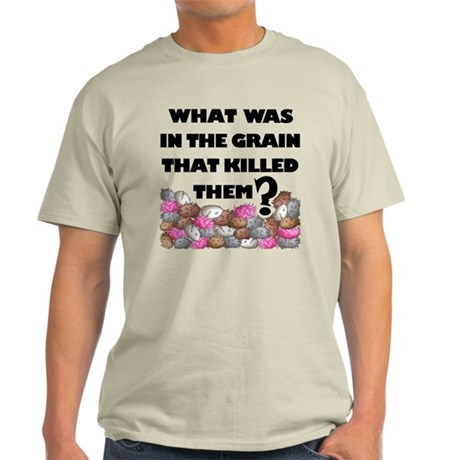 What was in Grain Light T-Shirt