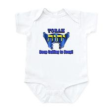 Torah Deep! Infant Bodysuit