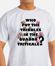 2 Sided Tribble T-Shirt