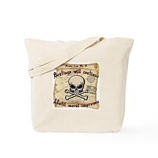 Pirates Law #8 Tote Bag
