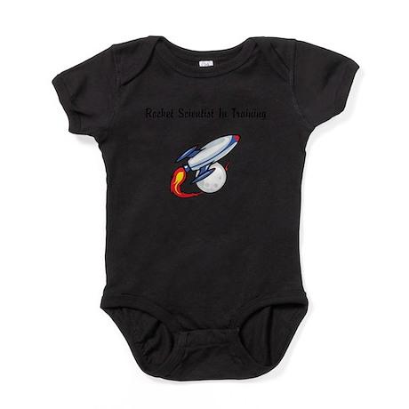 Rocket Scientist In Training Baby Bodysuit