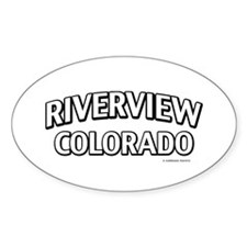 Riverview Colorado Decal