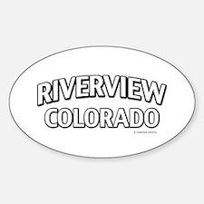 Riverview Colorado Decal