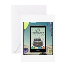 Appy Birthday! Greeting Card