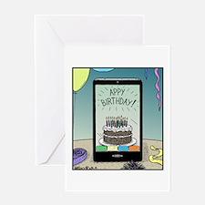 Appy Birthday! Greeting Card