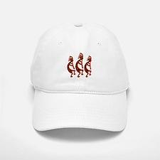 Lizard Kokopelli Baseball Baseball Cap