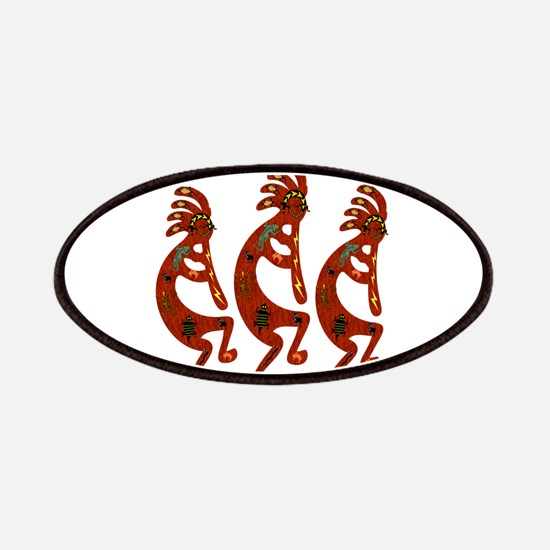 Lizard Kokopelli Patch