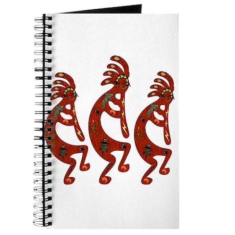 Lizard Kokopelli Journal