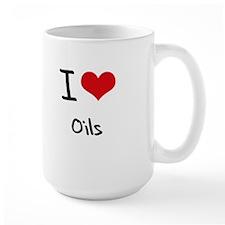 I Love Oils Mug