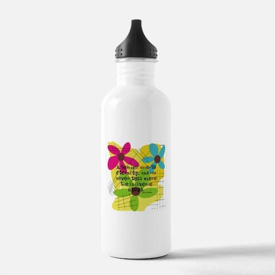A teacher affects eternity PILLOW Water Bottle